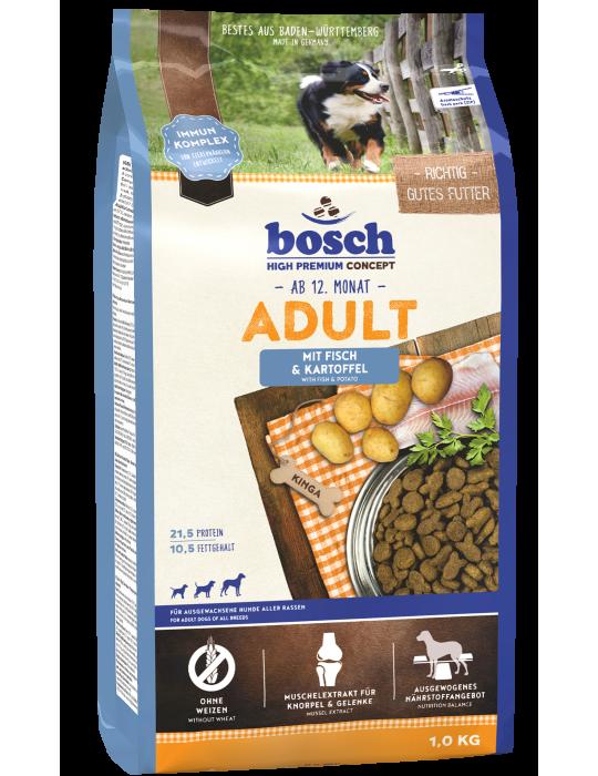 Bosch Adult with Fish & Potato
