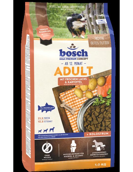 Bosch Adult with Fresh Salmon & Potato